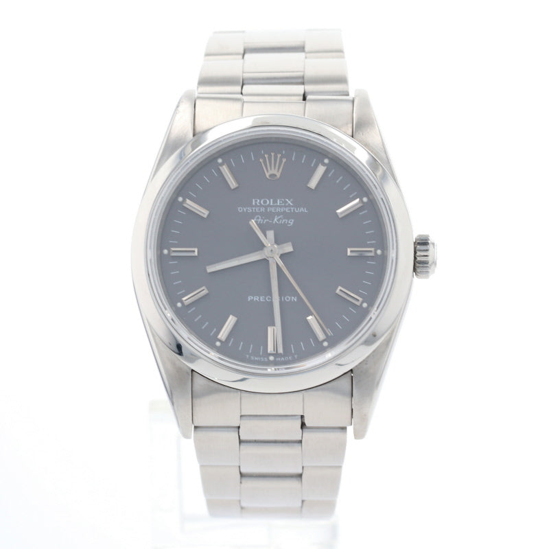 Rolex Air-King Men's Watch Stainless Steel 14000