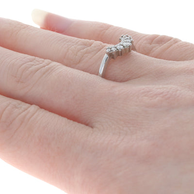 .20ctw Diamond Enhancer Ring White Gold