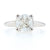 2.52ct Diamond Ring White Gold