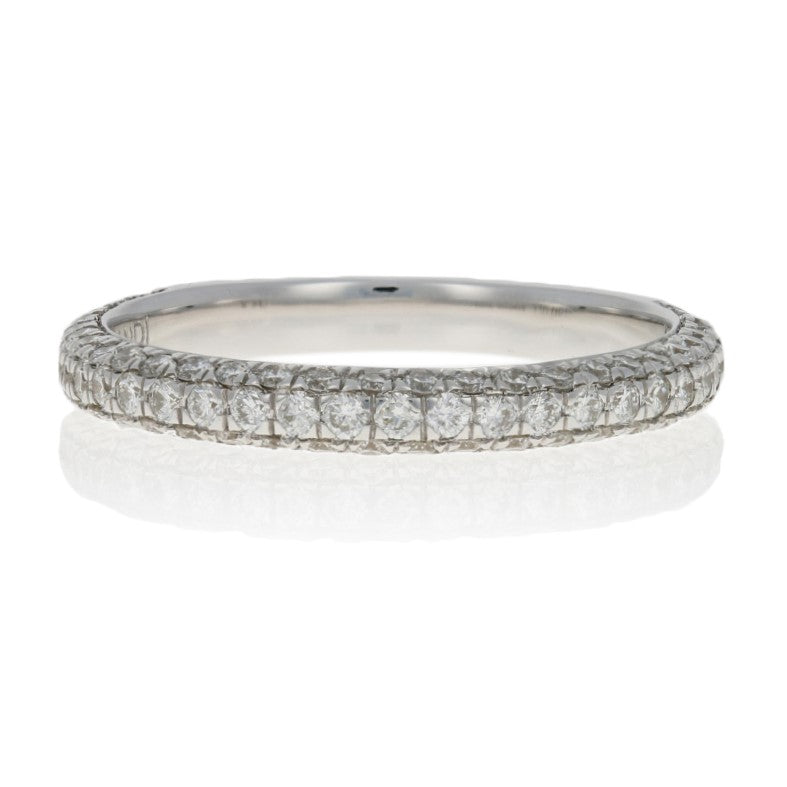 .75ctw Diamond Ring White Gold