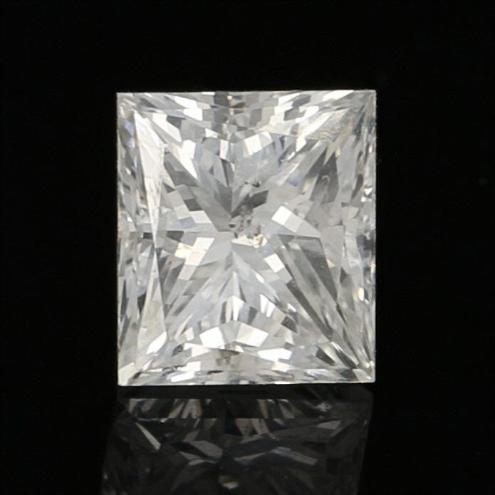 1.01ct Loose Diamond Princess GIA