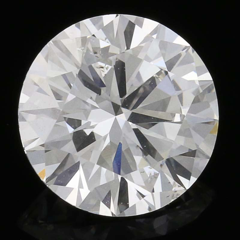 1.27ct Loose Diamond Round Brilliant GIA