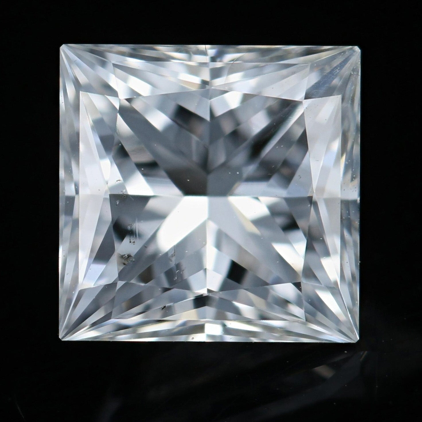 1.49ct Loose Diamond Princess GIA