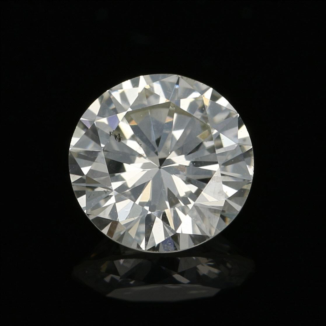 .58ct Round Brilliant Loose Diamond GIA