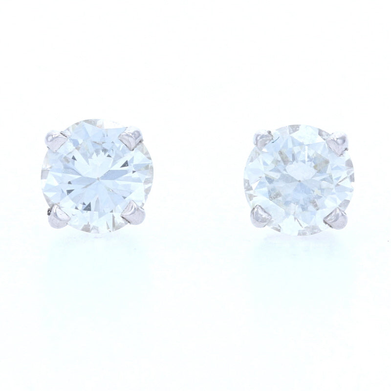.72ctw Diamond Earrings White Gold