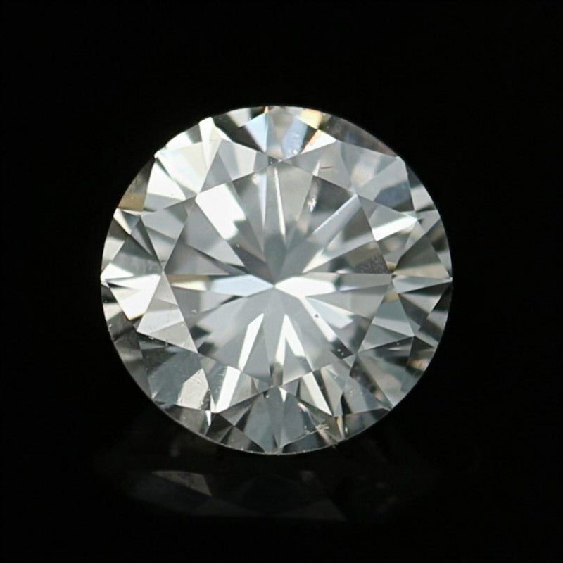 Round Brilliant Cut .39ct GIA Graded VS2 H