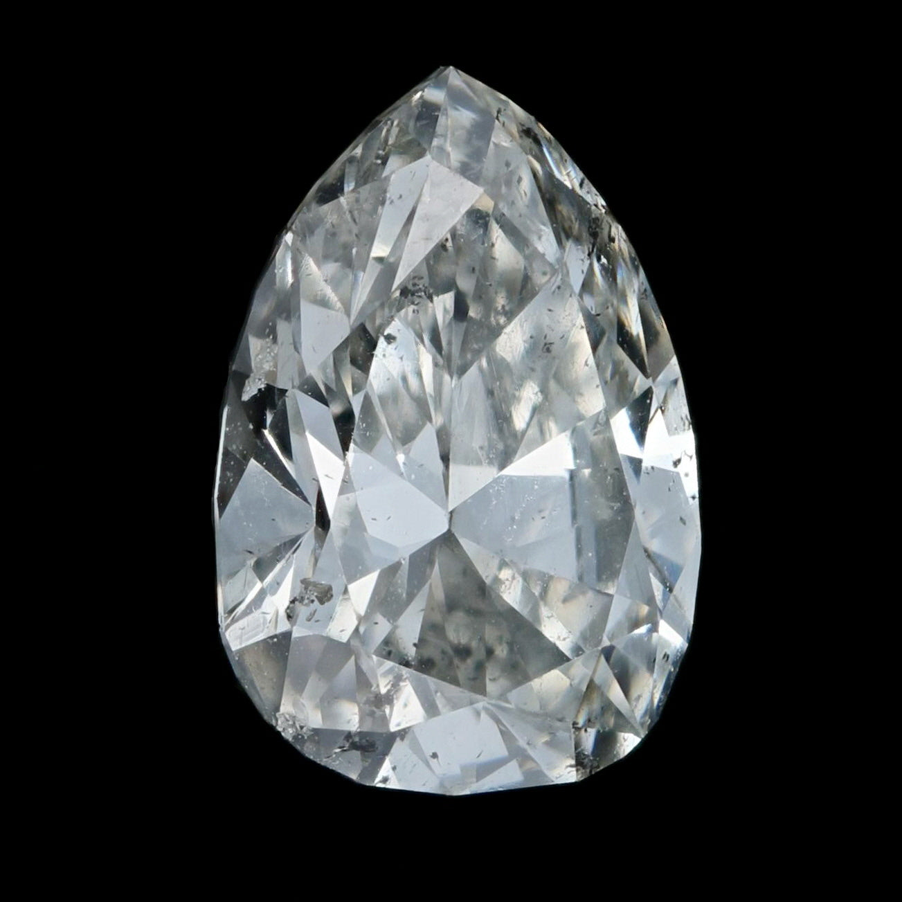 1.40ct Loose Diamond Pear GIA