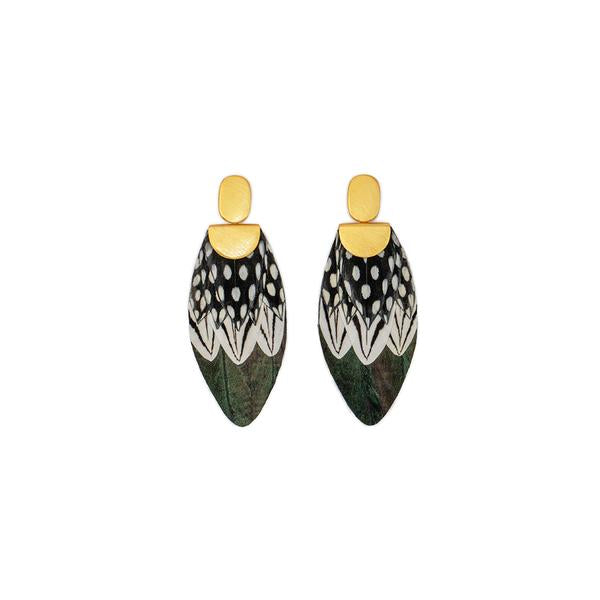 Brackish Smythe Drop Earrings