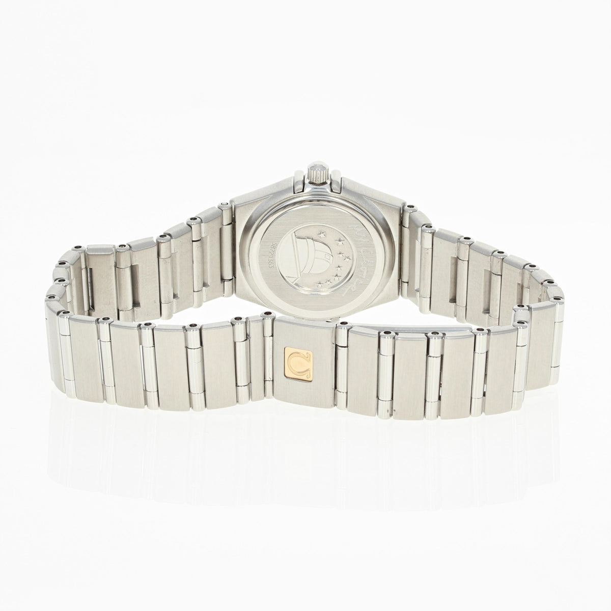"Omega Constellation ""My Choice"" Mini Ladies Watch"