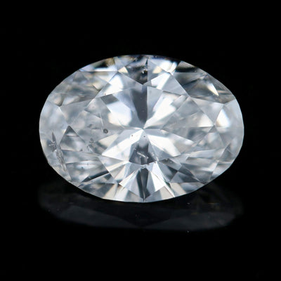 .80ct Loose Diamond Oval GIA