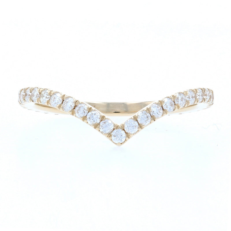 .50ctw Diamond French Set Ring Yellow Gold