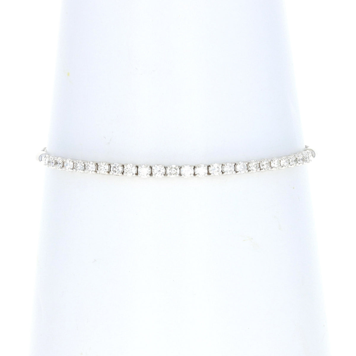 1.50ctw Diamond Bracelet White Gold