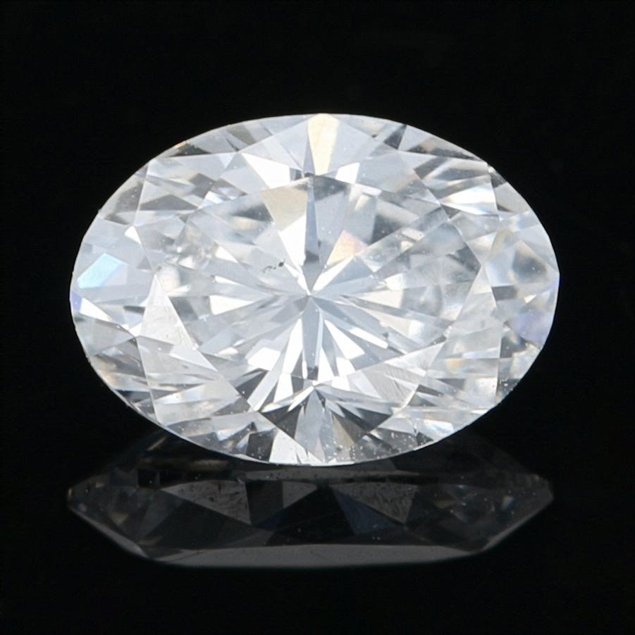 .61ct Oval Loose Diamond GIA