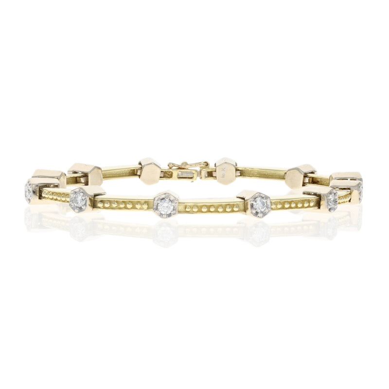 Diamond Bracelet 1.20ctw