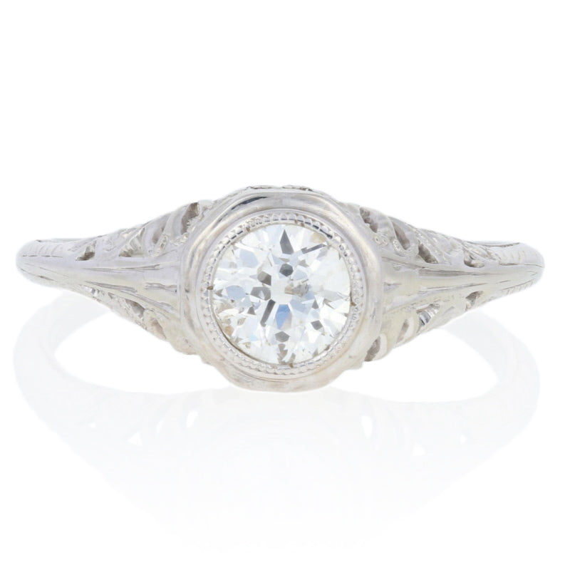 .56ct Art Deco Engagement Ring
