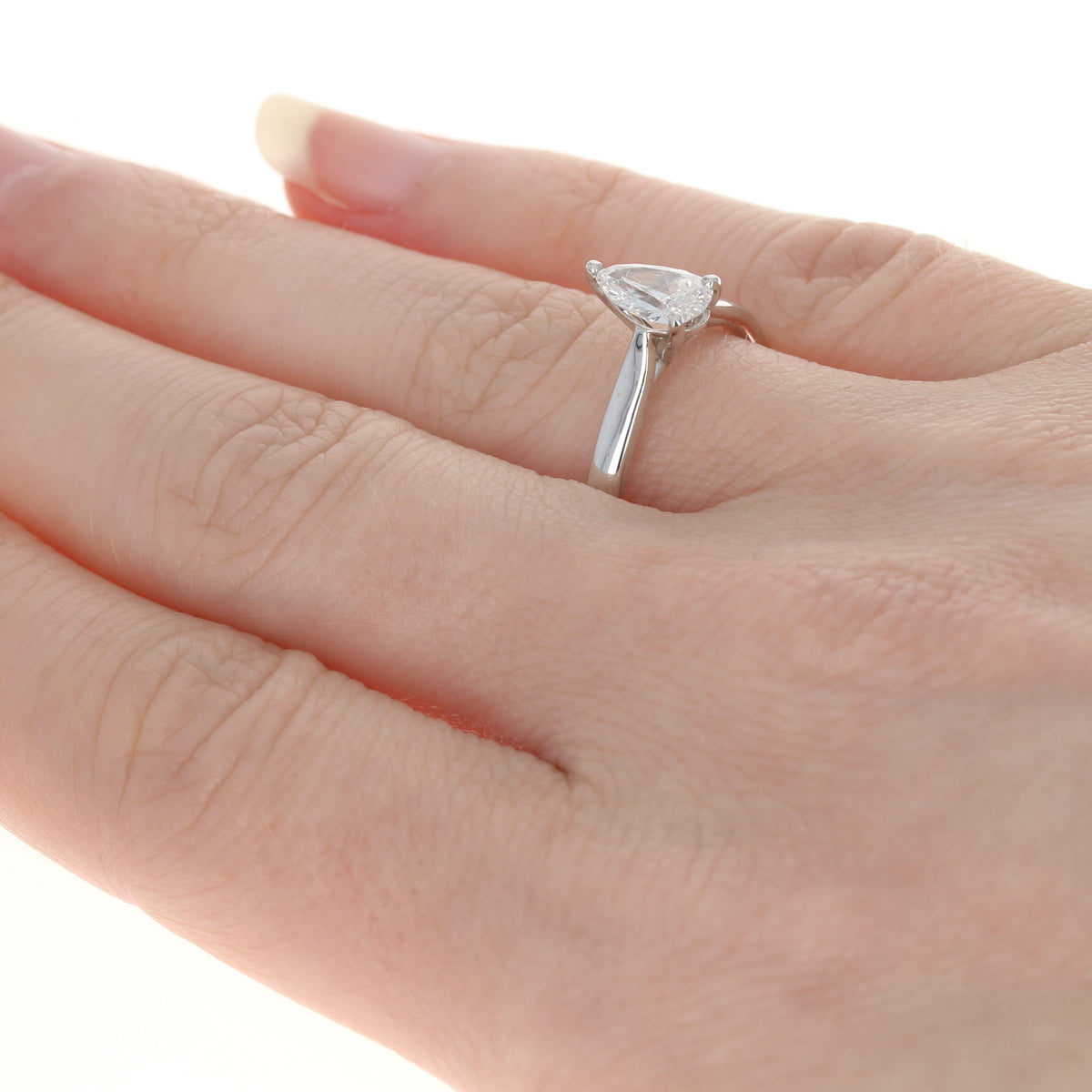 .68ct Diamond Ring White Gold