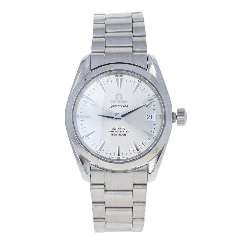 Omega Seamaster Aqua Terra Men's Watch Stainless Steel Automatic 2504.30.00