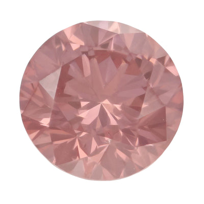 1.21ct Loose Pink Diamond Round Brilliant GIA