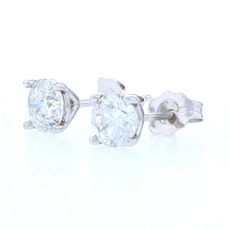 .94ctw Diamond Earrings White Gold