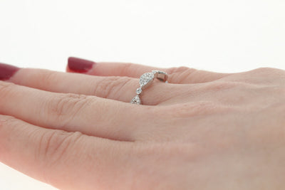 Diamond Ring .32ctw