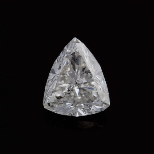 1.49ct I1 F Trillion Cut Diamond Large Loose *Ready for a Custom Design*