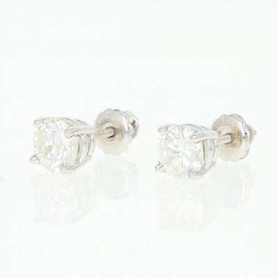 Diamond Stud Earrings 2.00ctw