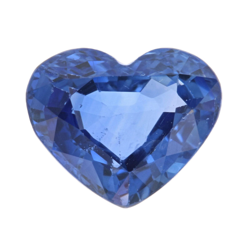 1.68ct Loose Sapphire Heart