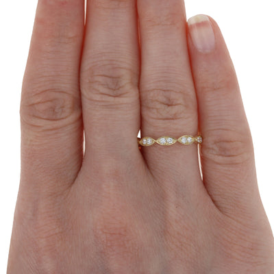 .29ctw Diamond Ring Yellow Gold