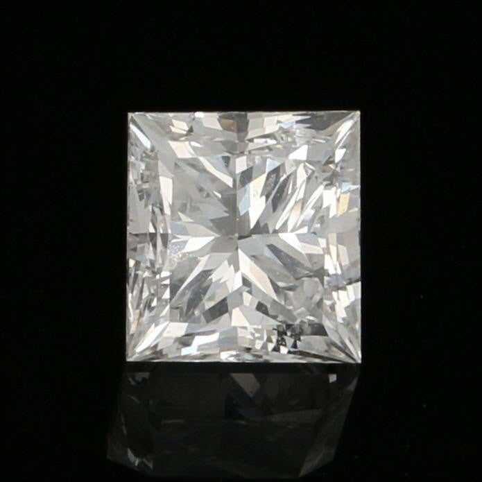 .70ct Loose Diamond - Princess Cut GIA