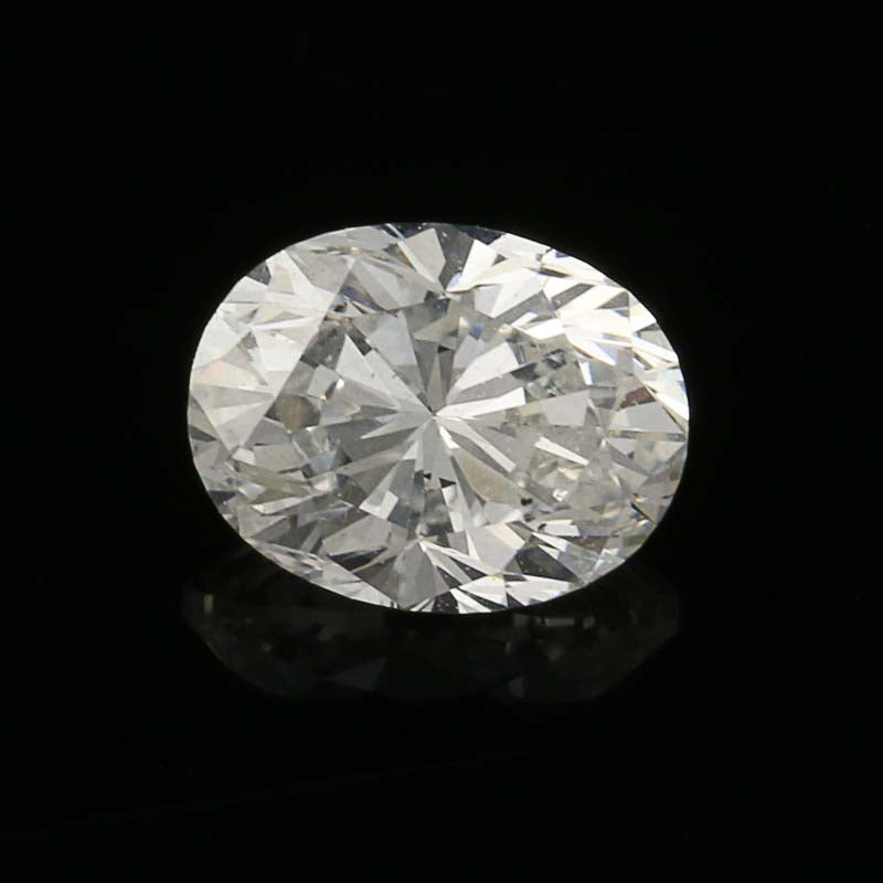 .42ct Loose Diamond Oval GIA