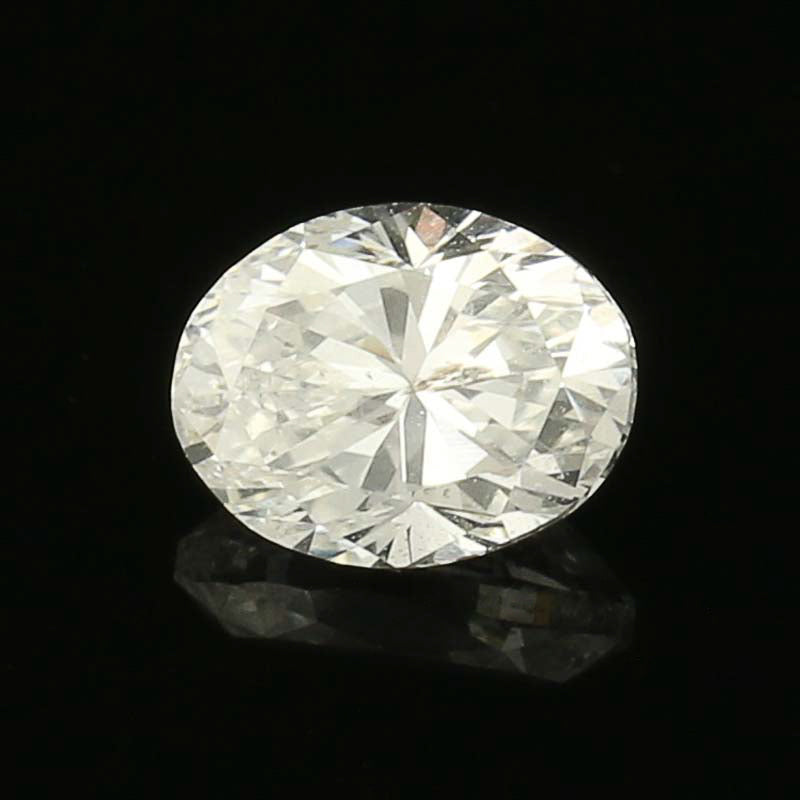 .50ct Oval Cut Loose Diamond GIA