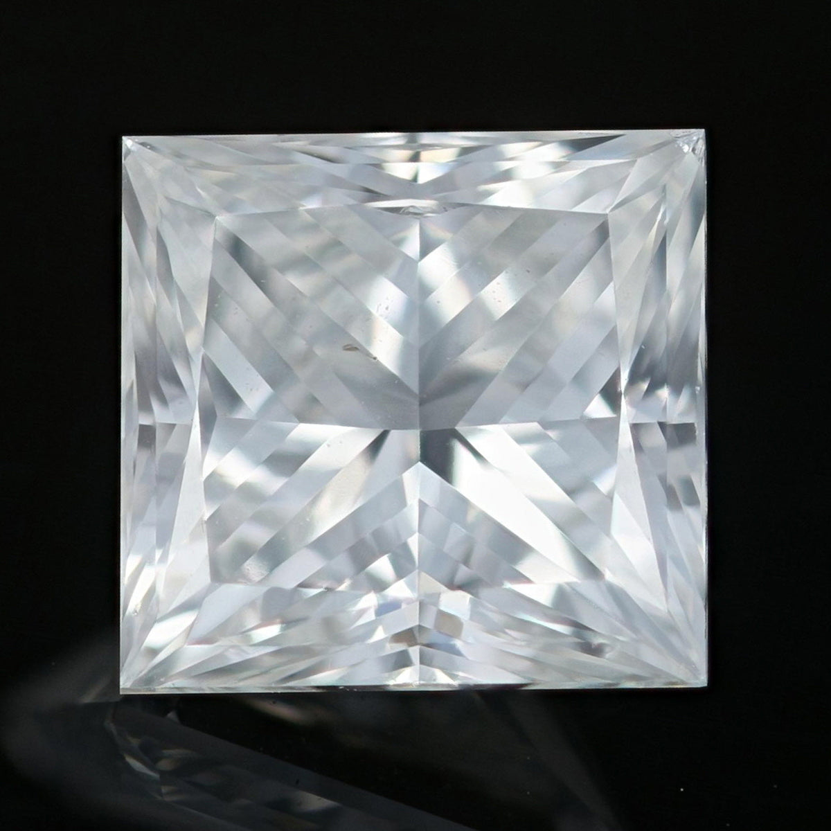 1.14ct Loose Diamond Princess GIA