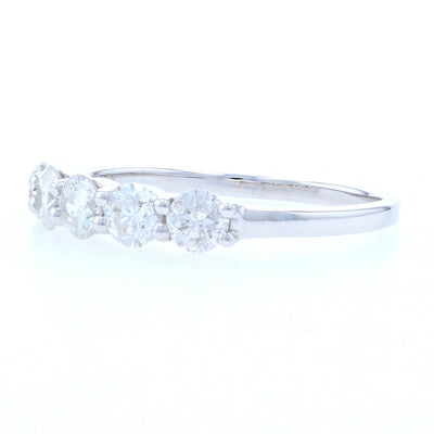 1.00ctw Diamond Ring White Gold
