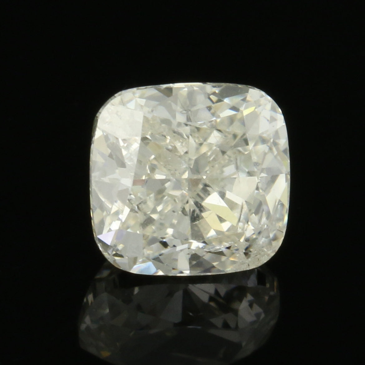 1.12ct Loose Diamond Cushion GIA