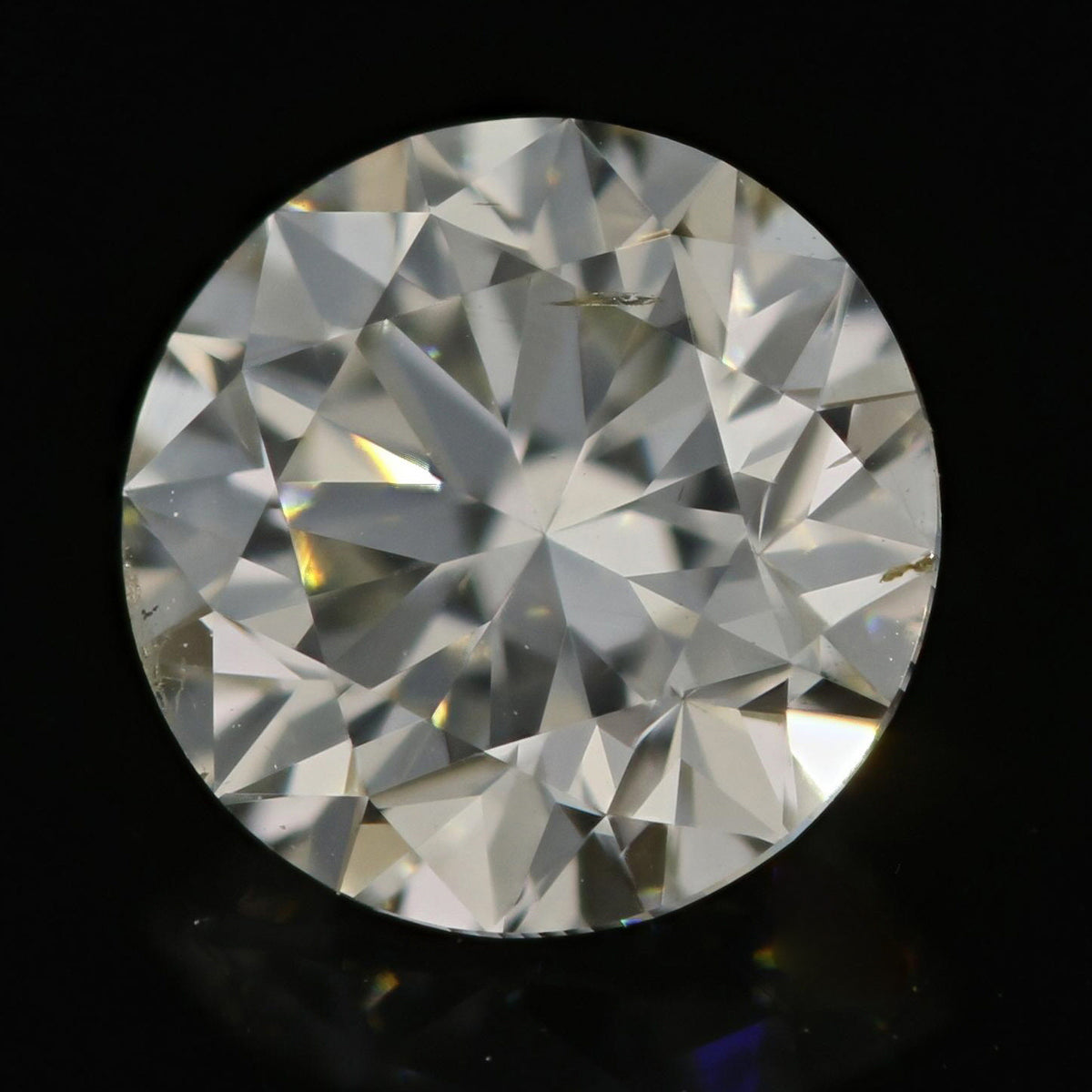 1.01ct Loose Diamond Round Brilliant GIA