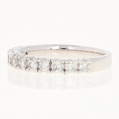 Diamond Wedding Band .60ctw