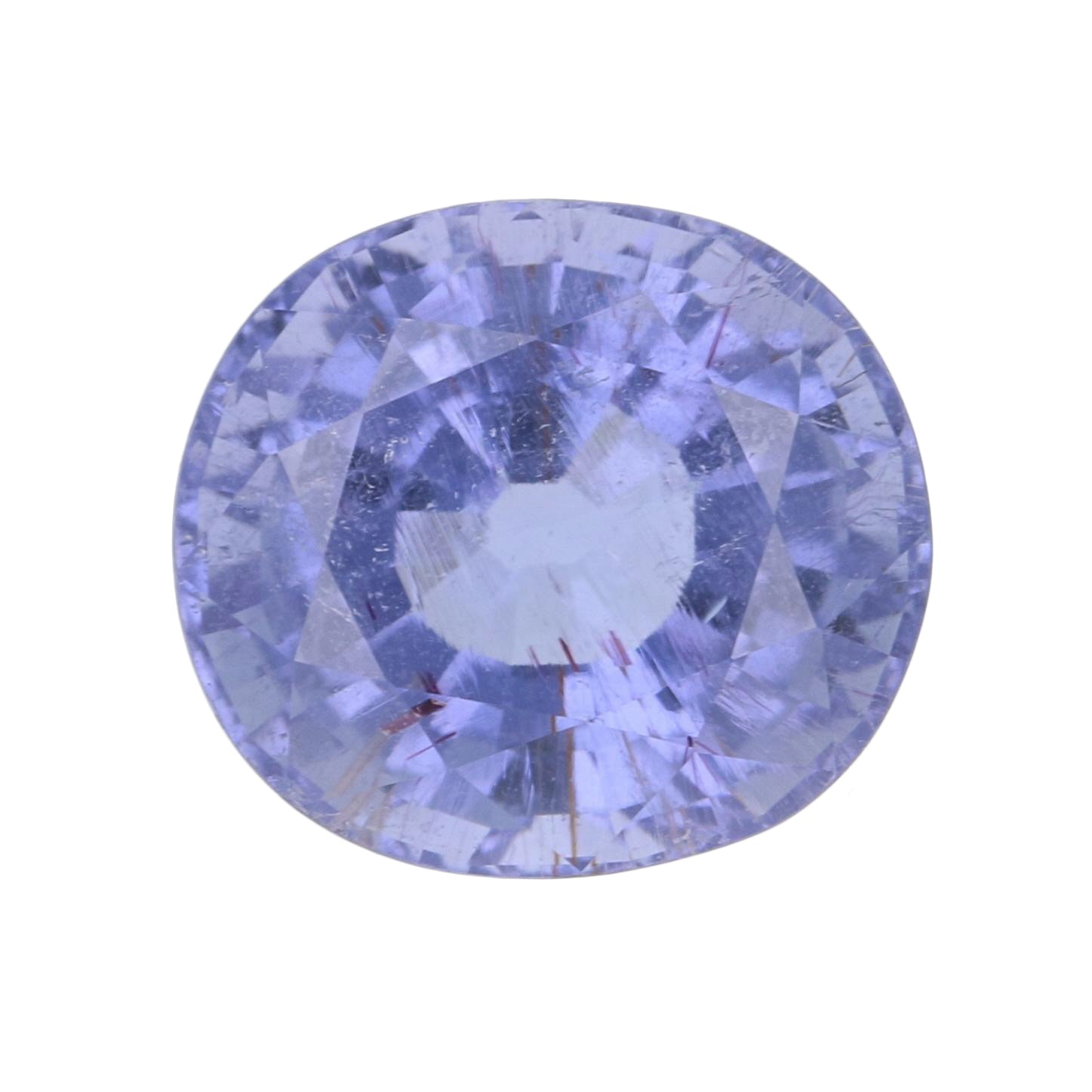 Loose Purple Tourmaline - Oval Cut 8.98ct GIA
