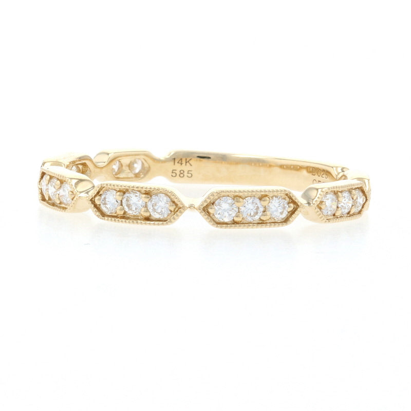 .25ctw Diamond Ring Yellow Gold