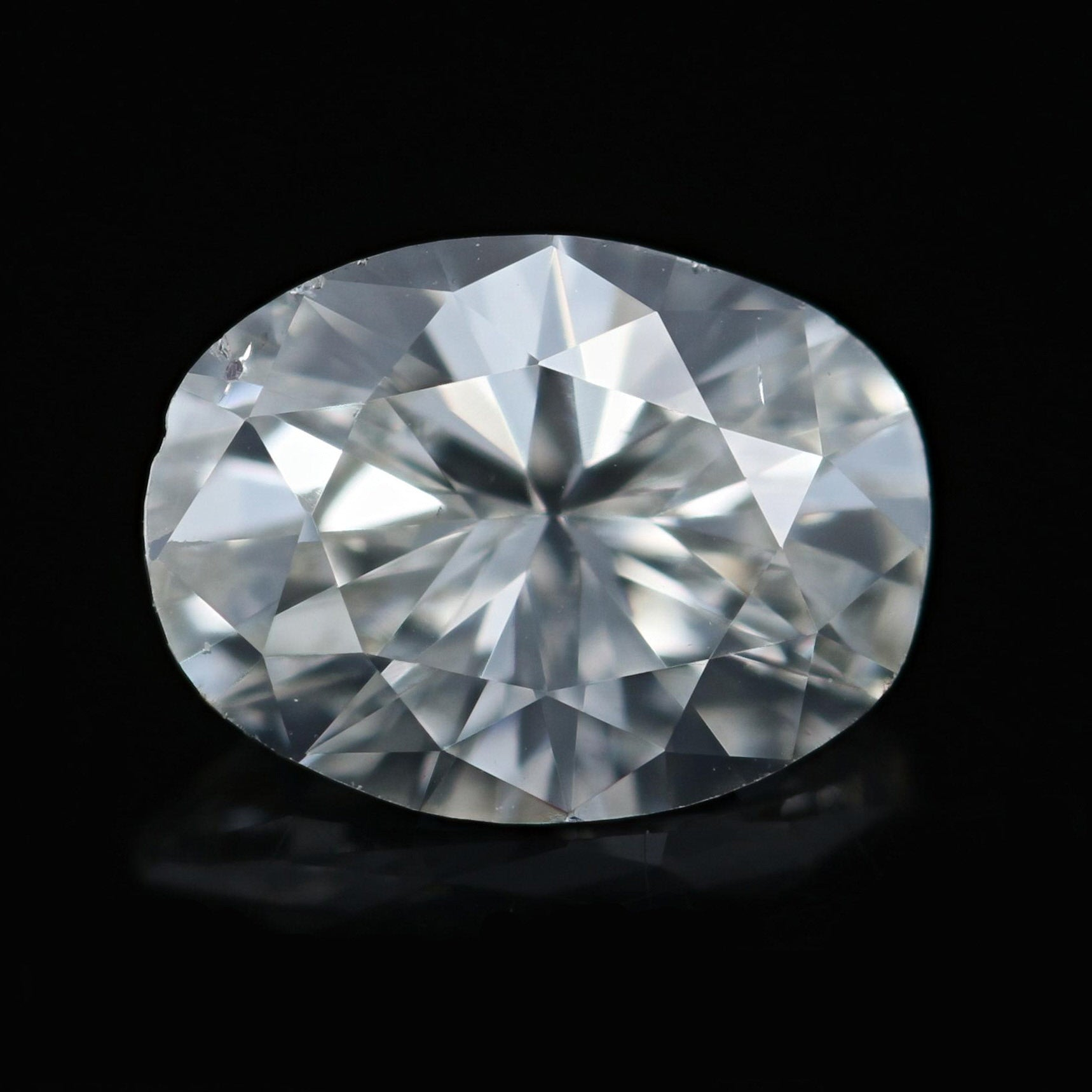 .98ct Loose Diamond Oval GIA