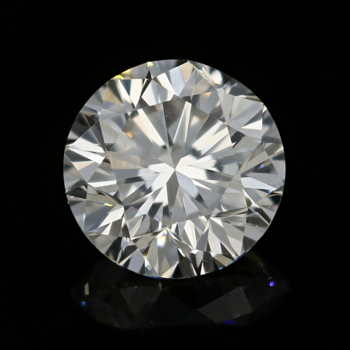 1.02ct Loose Diamond Round Brilliant GIA