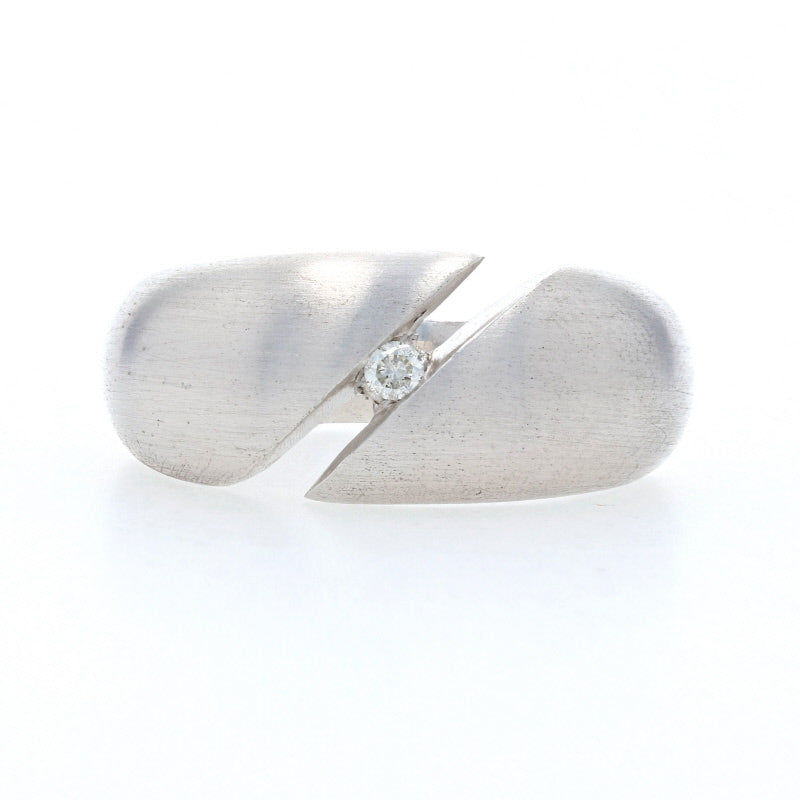 Bastian Inverun Diamond Ring Sterling Silver
