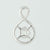 Diamond Pendant .84ctw