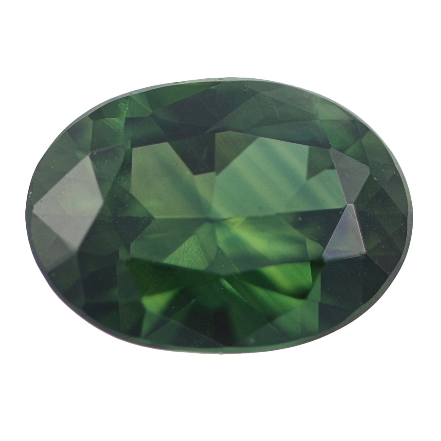 1.22ct Loose Green Sapphire Oval