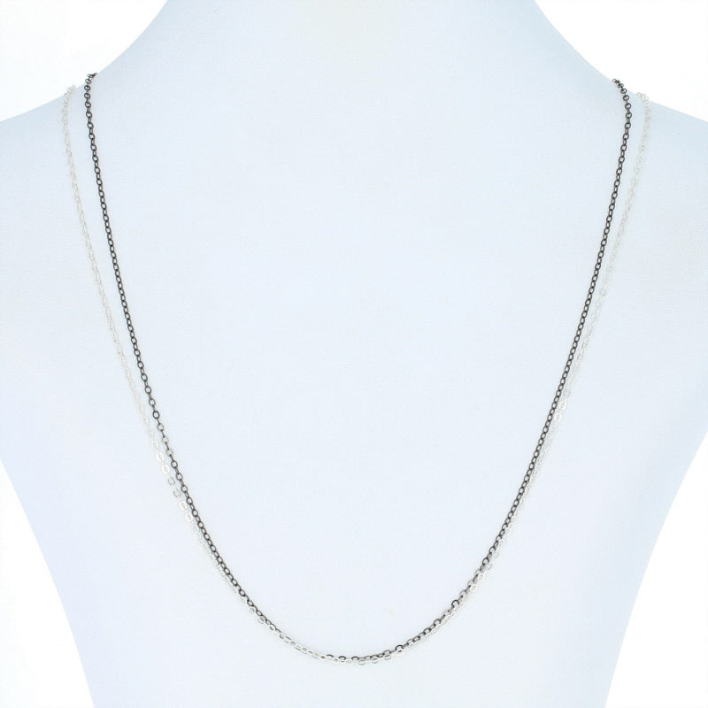 Sara Blaine Sterling Silver Necklace