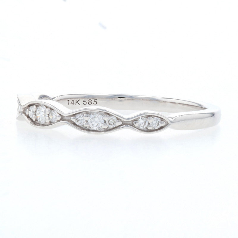 .13ctw Diamond Ring White Gold