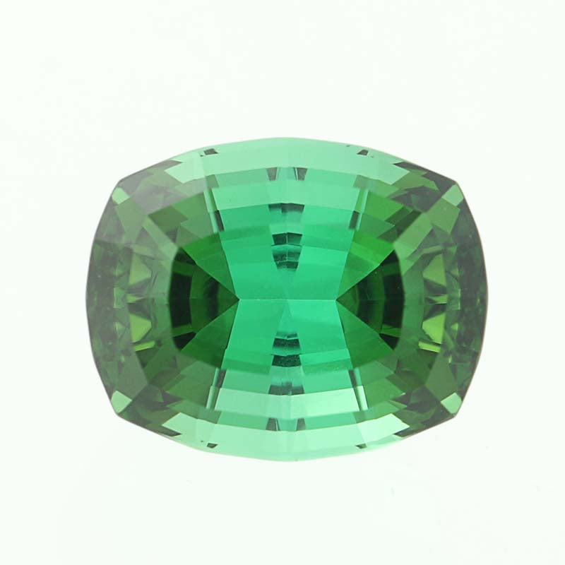 6.14ct Loose Tourmaline Cushion