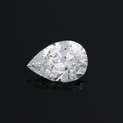 1.07ct VS2 G Pear Brilliant Cut Diamond GIA Loose