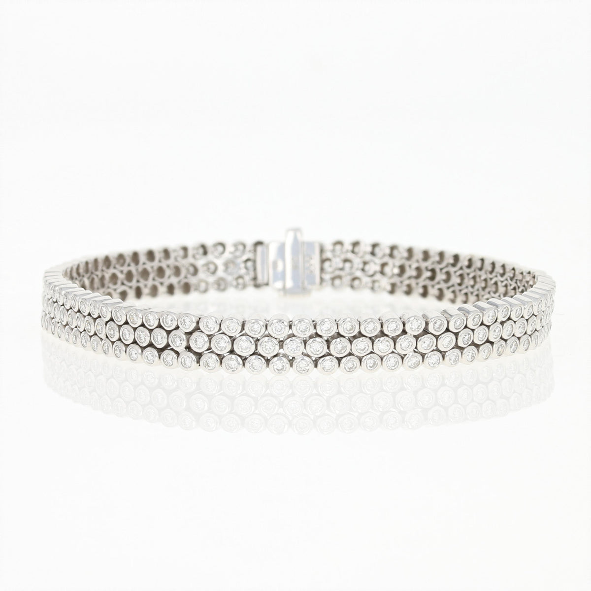Diamond Bracelet 2.82ctw