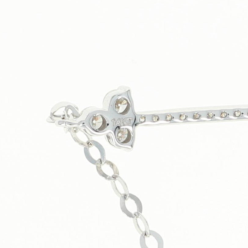 Diamond Arrow Bracelet .35ctw