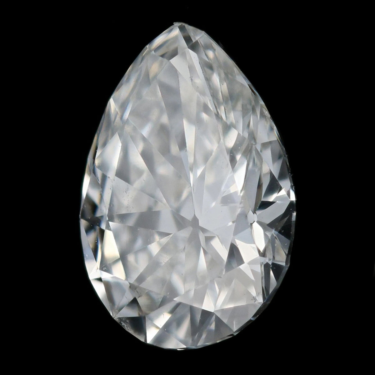 .59ct Loose Diamond Pear GIA